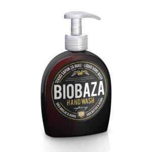 Sapun lichid natural cu unt de shea si jojoba, Biobaza, 300 ml