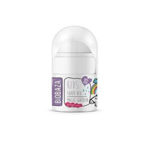 Deodorant natural pentru copii Magic Garden, Biobaza, 30 ml