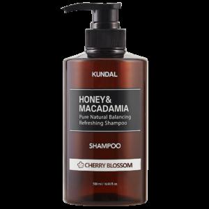 Sampon hipoalergenic natural si extra-hidratant, cu miere si macadamia...