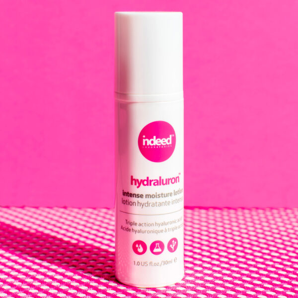 Lotiune faciala extra-hidratanta si protectoare cu triplu efect, Indeed Labs, 30 ml