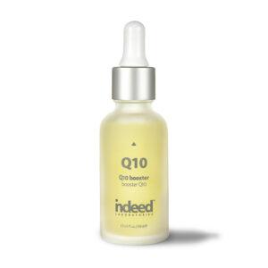 Ser anti-aging cu coenzima Q10 si vitamina C, Indeed Labs, 30 ml