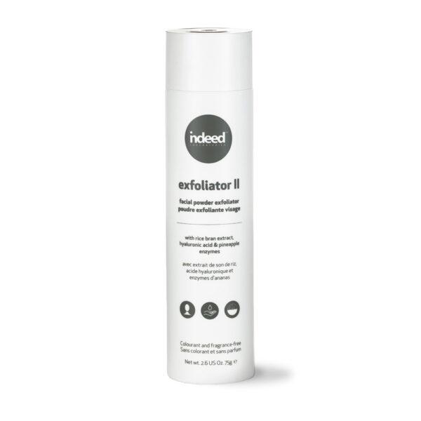 Pudra faciala exfolianta enzimatica, Exfoliator II, Indeed Labs, 75 g