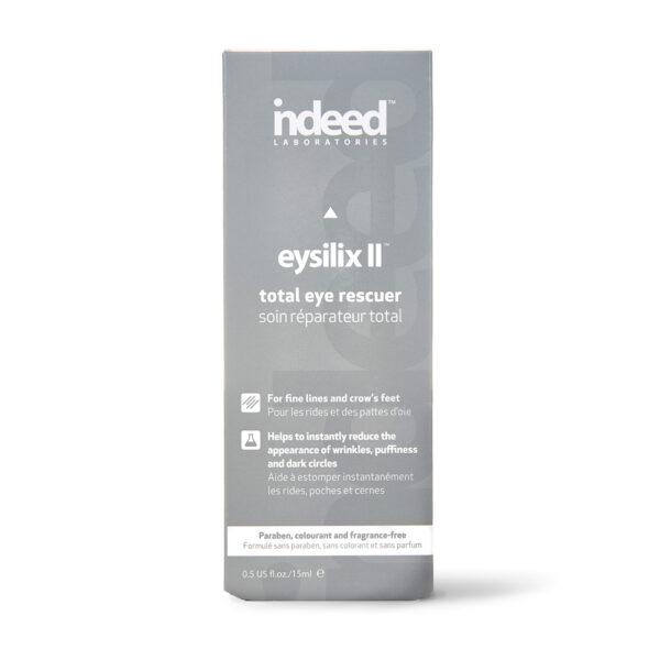 Crema antirid si anticearcane pentru ochi Eysilix II, Indeed Labs, 15 ml