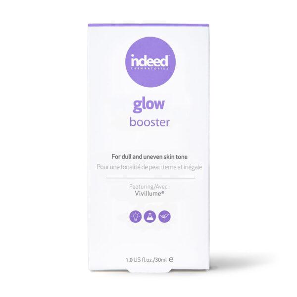 Ser pentru luminozitate si stralucire cu biolipide, Glow Booster, Indeed Labs, 30 ml