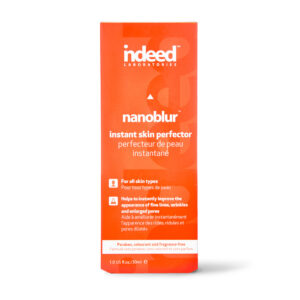 Crema instant anti-imperfectiuni pentru fata, Nanoblur, Indeed Labs, 3...