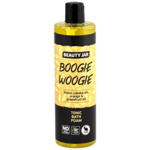 Spuma de baie tonifianta cu ulei de portocale, Boogie Woogie, Beauty J...