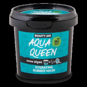 Masca faciala alginata hidratanta cu extract de alge, Aqua Queen, Beau...
