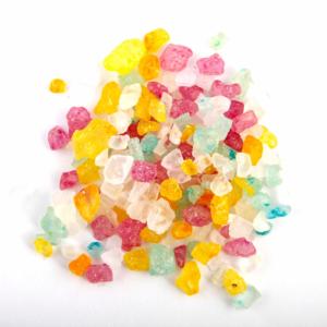 Cristale spumante pentru baie, Confetti, Beauty Jar, 600g