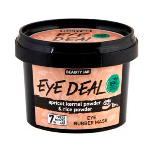 Masca alginata pentru ochi cu pudra din sambure de caisa, Eye Deal, Be...
