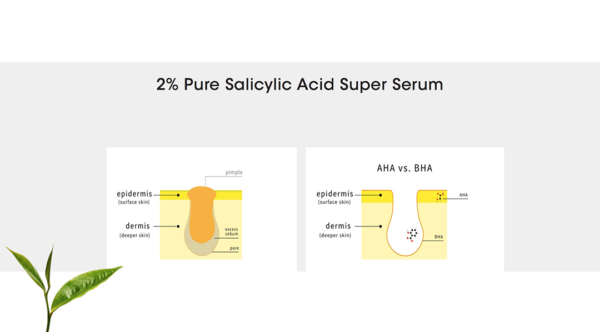 BETA Solution Acid Salicilic pur 2% Super Serum, Bio Balance, 30 ml