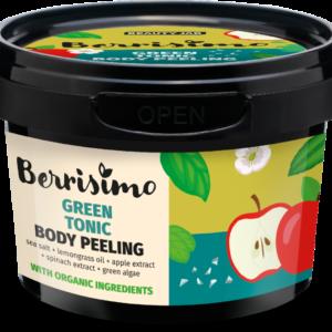 Scrub pentru corp cu alge verzi, extract de mar si ulei de lemongrass,...