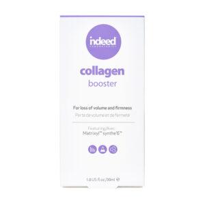 Ser facial cu colagen, Collagen Booster, Indeed Labs, 30 ml