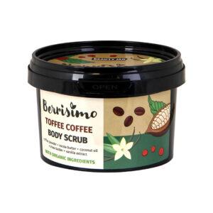 Exfoliant corporal cu cafea, cacao si vanilie, Berrisimo, Beauty Jar, ...